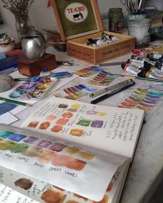 venice palette